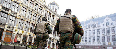 Facebook em alerta depois de ataques terroristas na Bélgica