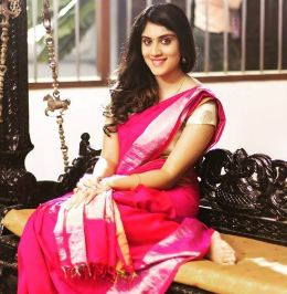Dhanya Balakrishna Family Husband Parents children's Marriage Photos