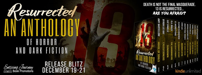 Resurrected An Anthology Release Blitz