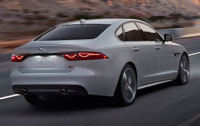 Jaguar XF Safety: ventilated disk, stability control, Traction control
