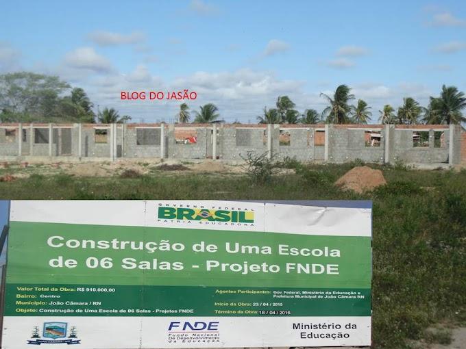 Veja o que é uma administração desastrada,depois de 8 anos no poder,15 prédios públicos abandonados pelo atual prefeito de João Câmara.