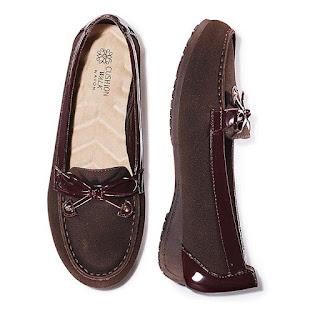Brown Cushion® Walk Pamela Loafer