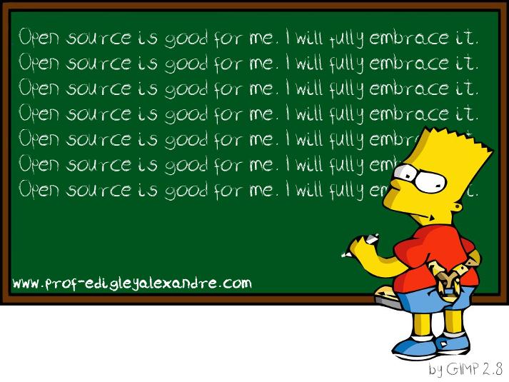 Aplicações open source para professores de Matemática