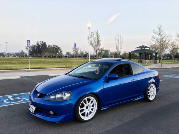 Very Cool 2005 Acura RSX Type S