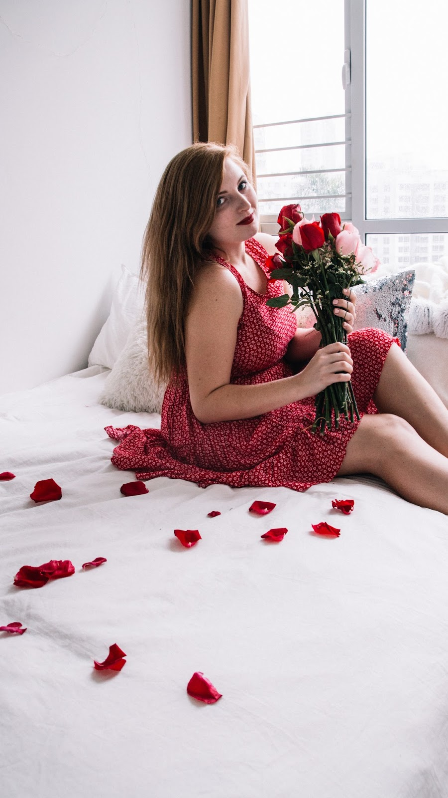 Valentine's Day Surprise | Global Fashion Gal by Brianna Degaston