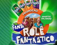 Promoção Rolê Fantástico Fanta rolefantastico.com.br