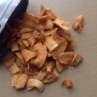 Nudie Snacks Sweet Thai Chilli Premium Toasted Coconut Chips