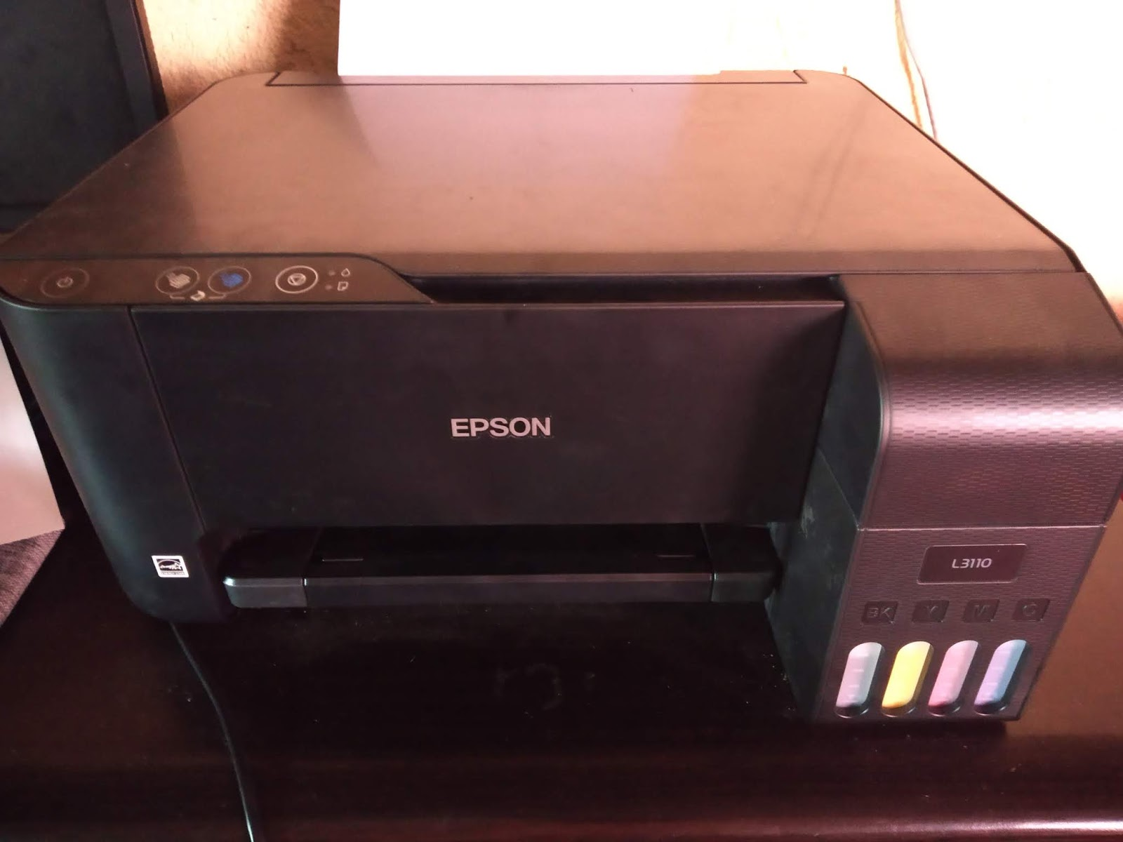Convert EPSON L3110 DYE ink to Pigment ink | IT-echnology