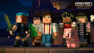 Minecraft Story Mode Season 1 (PC) EM PT-BR (ATUALIZADO)