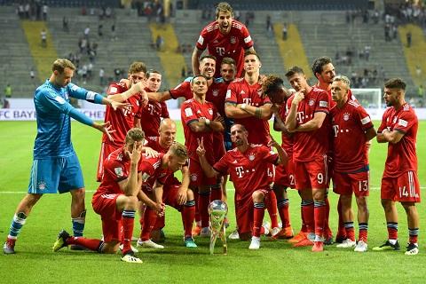 Mùa giải 2015–16 Bundesliga là mùa giải thứ 53 của giải đấu này