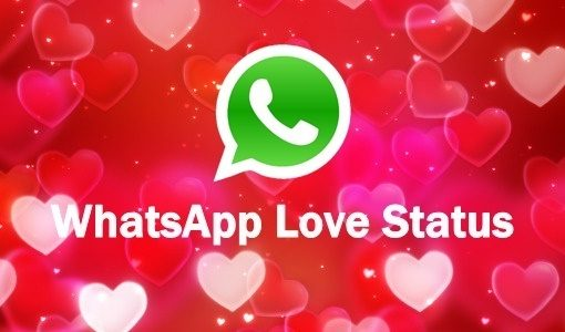 25+ Love Status for WhatsApp