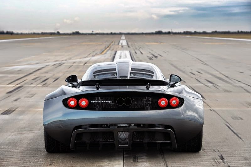 Hennessey Venom GT - World's Fastest Car Now