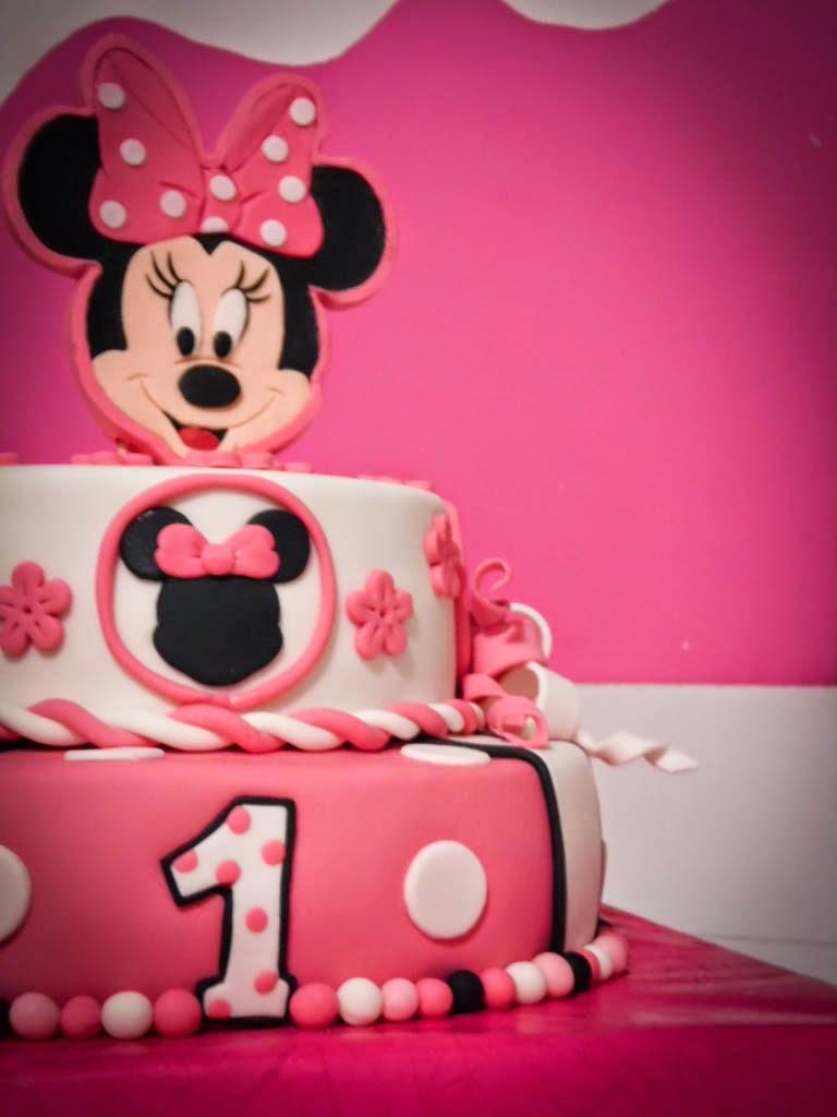 Torte Jagodina Minnie Mouse Cake Cupcakes And Pops