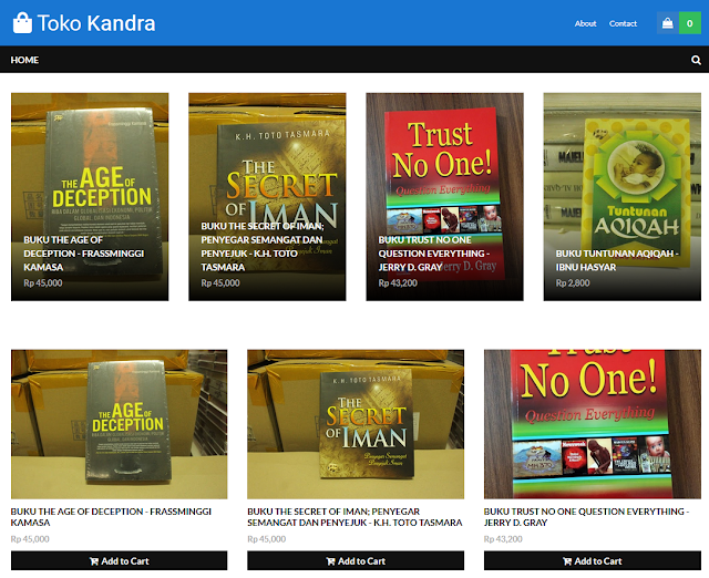 Hacking Template Toko Online Blogspot EasyCart