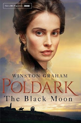 Poldark, The Black Moon, Elizabeth, Pan Macmillan