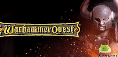 Warhammer Quest Apk + Data free on Android