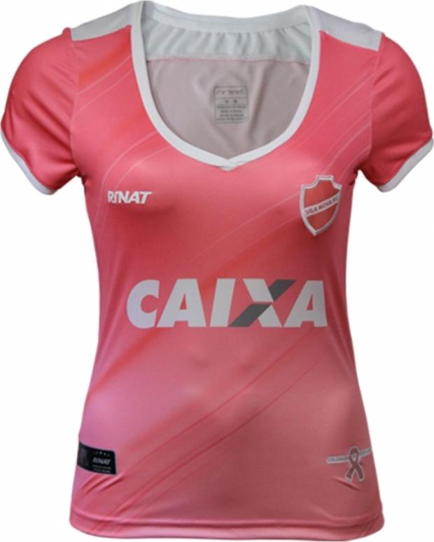 Rinat lança camisa especial para as torcedoras do Vila Nova - Show ... 22079b82e5017