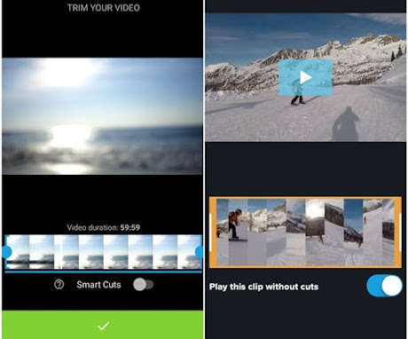 Quik - Aplikasi Edit Video Terbaik Gratis Android