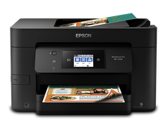 Printer Drivers for Epson WorkForce WF-3720