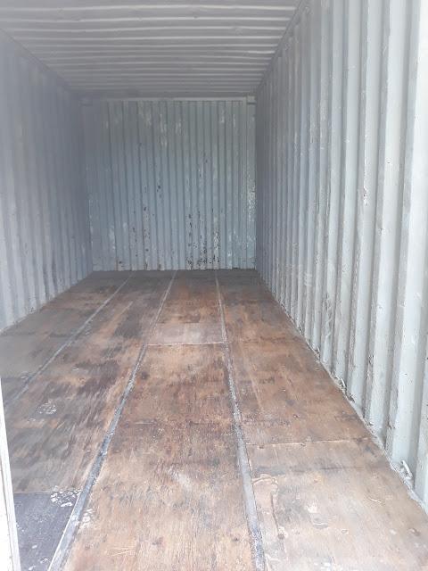 Bán Container Tại Xuyên Mộc, Vũng Tàu Giá Rẻ