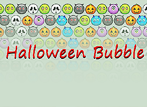 Halloween Bubble