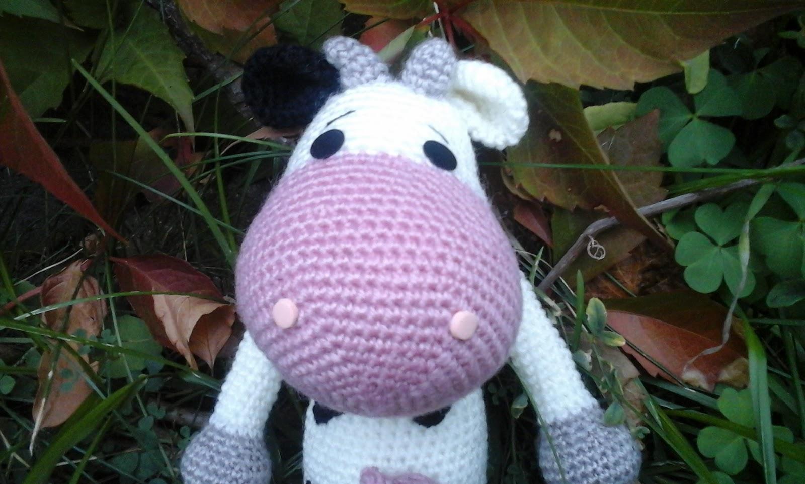 OFERTA… AMIGURUMI REGALO PERSONALIZABLE VACA LECHERA Bebé, crochet ... | 962x1600
