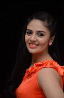 Srimukhi Latest Photo Shoot from Thank You Mithrama movie event HeyAndhra