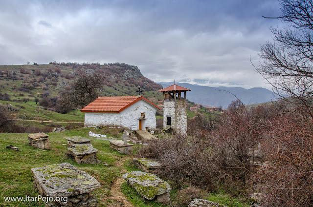 Sv Dimitrij, Grunishte, Mariovo