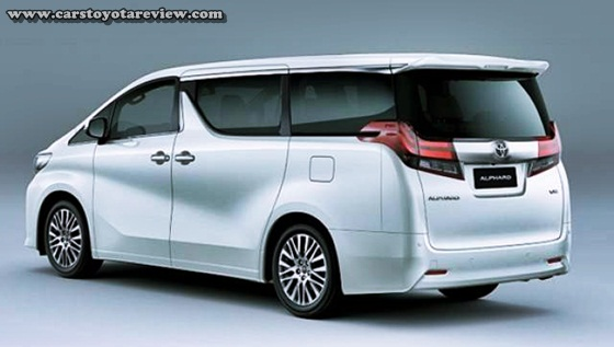 Toyota Alphard 2017 Price Promise Fresh The New Look