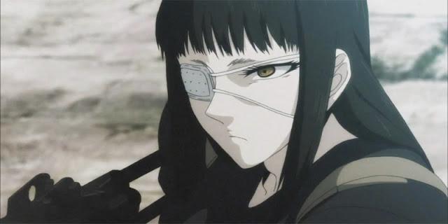 7 Karakter anime yang menggunakan penutup mata satu