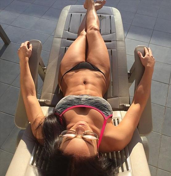Fitness Model STEPHANIE DAVIS