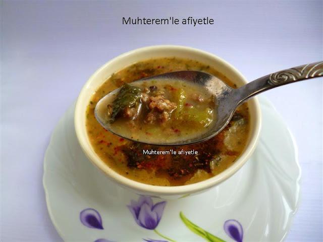 ıspıt çorbası