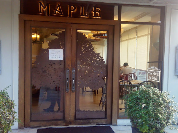 Resto Love: Maple