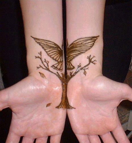Henna Style Wrist Tattoo: Beautiful Henna Tattoo Designs For Your Wrist