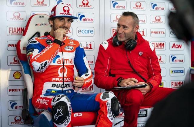 Pembalap Ini Klaim Tiru Gaya Balap Lorenzo dan Dovizioso, Siapa Dia?