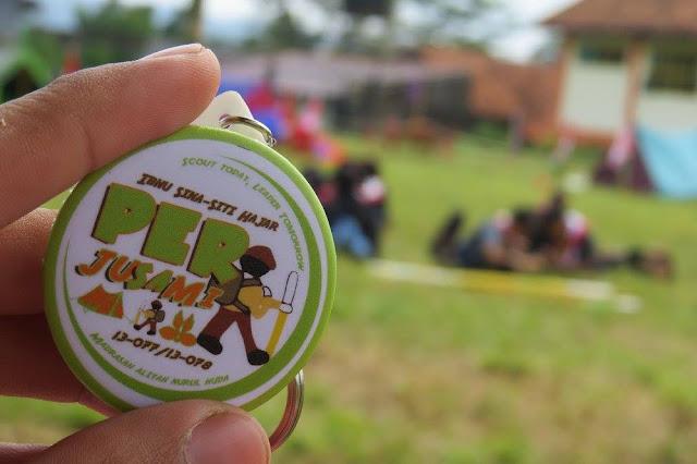 PIN Kegiatan Perkemahan Jumat Sabtu Minggu (Perjusami)