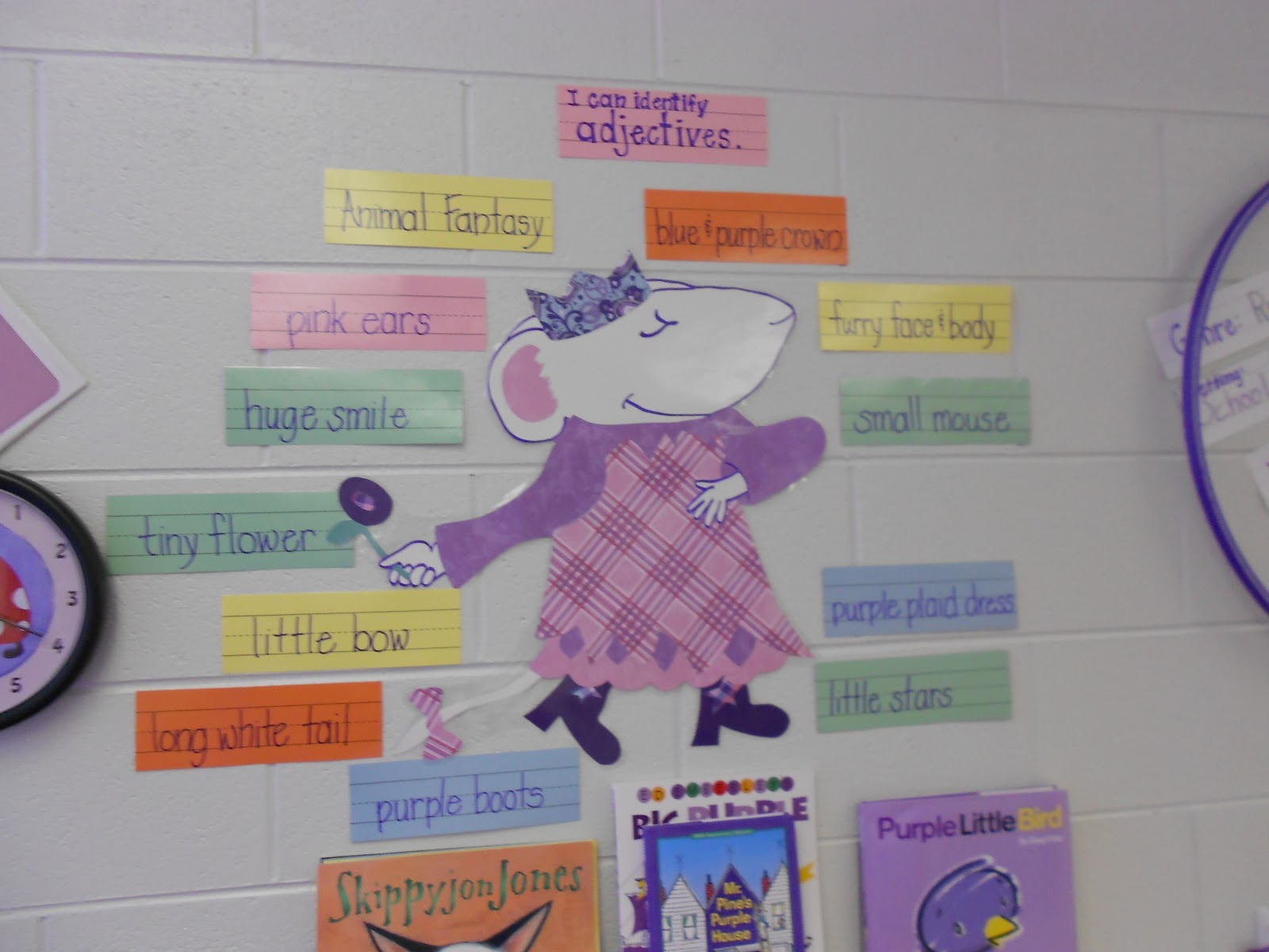 Pinterest Freebies On Adjectives For First Grade