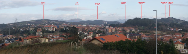Montes de Sopelana (Sopela)