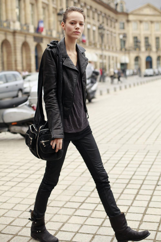 Model Street Style: Freja Beha Erichsen's Best Style ...