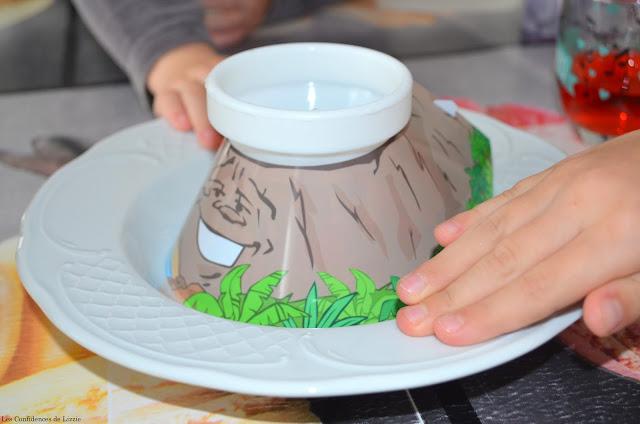 eu - activité ludique - activité créative - activité manuelle - box pour enfants - enfants - connaissances - volcans