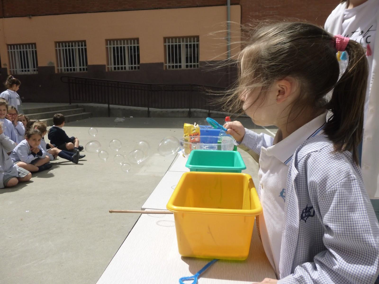 Agustinas Valladolid - 2017 - Infantil 5 - Experimento