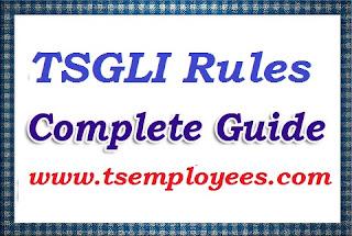 TSGLI Telangana Government Life Insurance Scheme Complete Guide