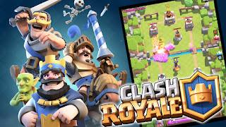 Clash Royale apk Atualização