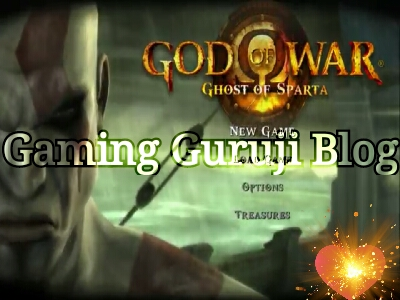 God of war ghost of sparta screenshot
