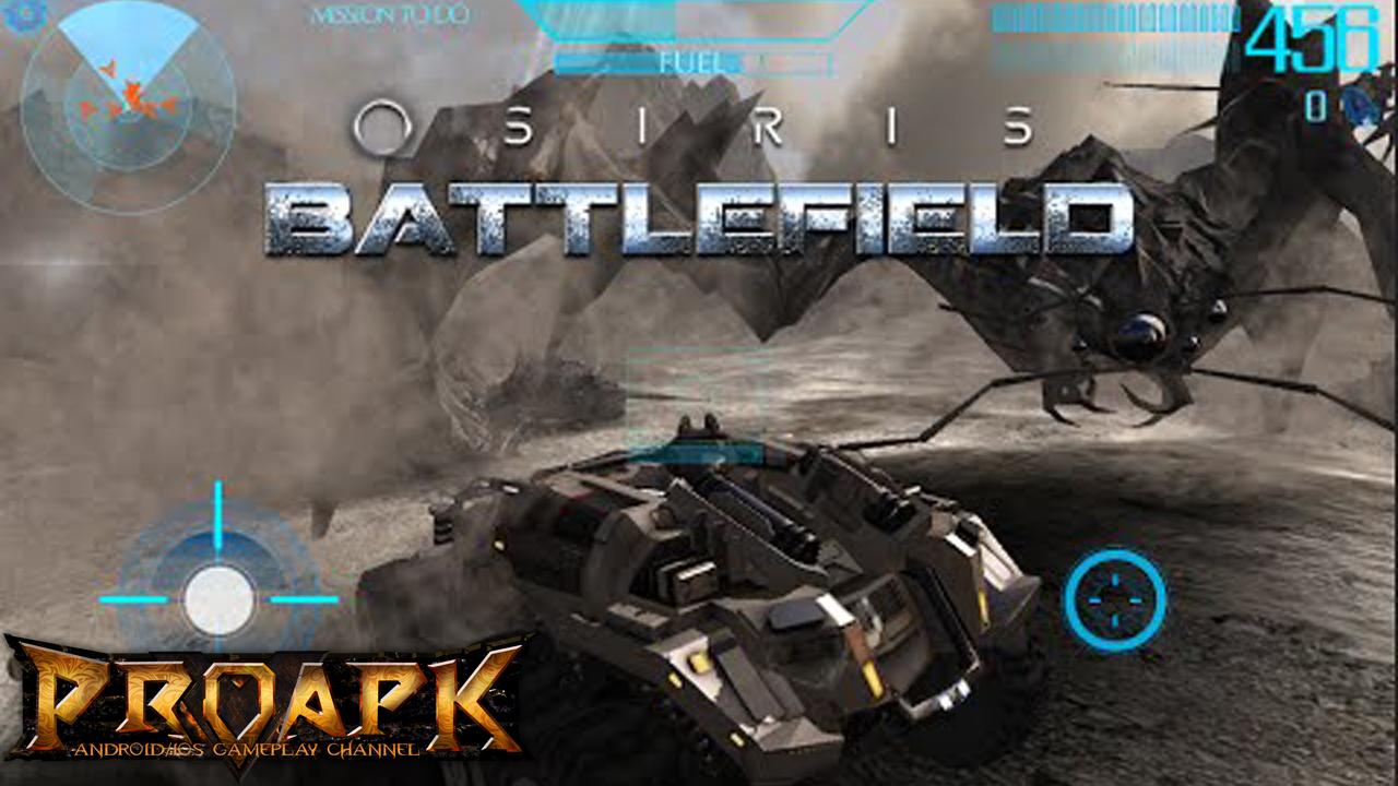 Osiris Battlefield