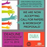 An flyer for Deaf Women United Workshop