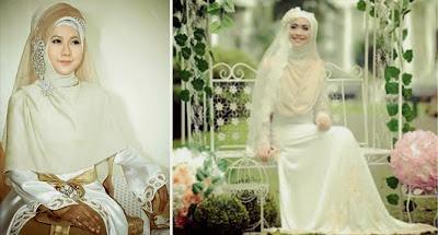 Model Baju Pengantin Muslim Yang Elegan