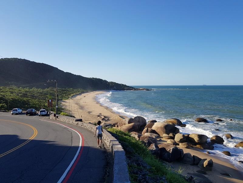 Av. Interpraias, Praia de Estaleirinho
