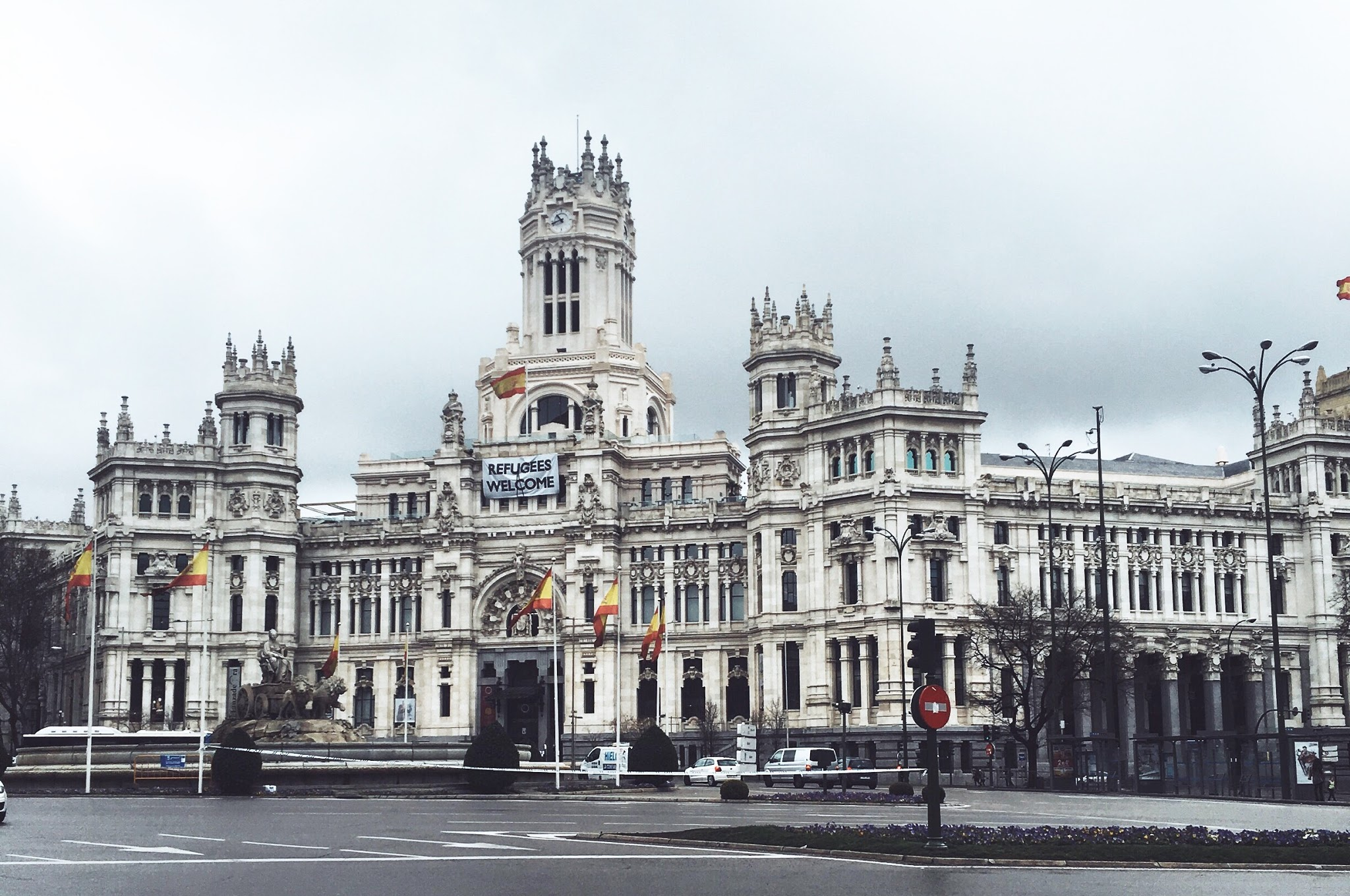 Cibeles, Madrid sights, Madrid architecture, Visit Madrid, Palacio de Correos,