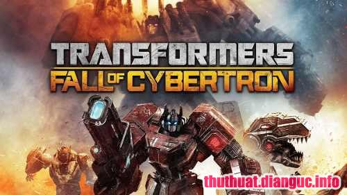 Download game Transformers: Fall of Cybertron Full Cr@ck Fshare